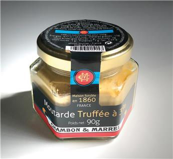 Moutarde Truffée - 90g